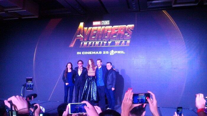 Apa Kesulitan Garap Avengers: Infinity War? Trinh Tran Ungkap Jawabannya