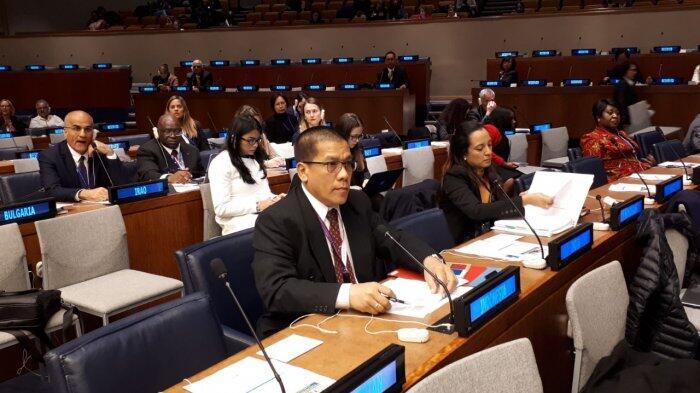 Delegasi Indonesia Hadiri Sidang Kependudukan dan Pembangunan PBB ke-51 Tahun 2018