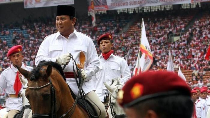 Cari Pendamping untuk Pilpres 2019, Prabowo Lobi 9 Kader PKS