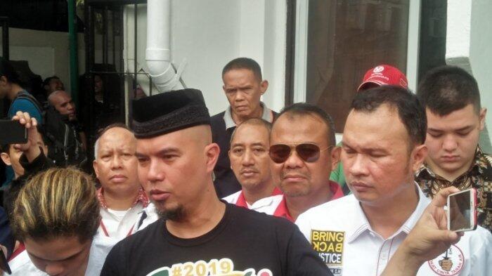 Ahmad Dhani Ingin Prabowo Subianto Jadi Presiden