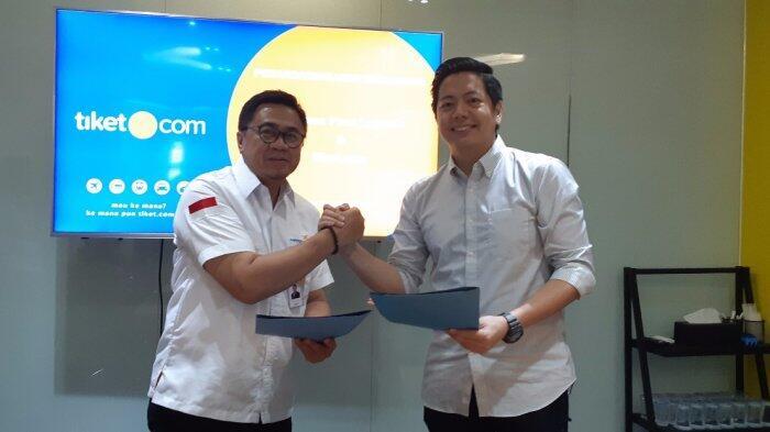 Gandeng Angkasa Pura Logistics, tiket.com Berikan Gratis Wrapping untuk Pelanggannya