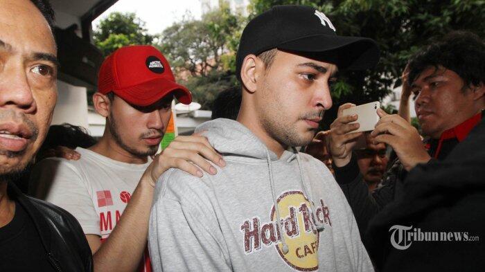 Saat Ditangkap, Bandar Pemasok Sabu ke Riza Shahab Sedang Melayani Pelanggan