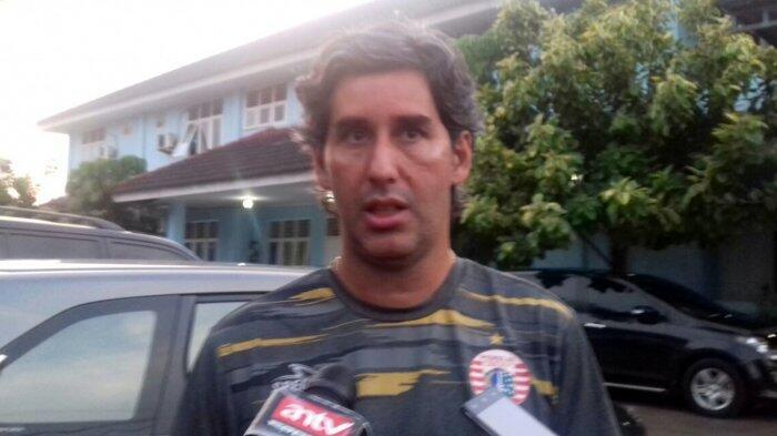 Persiapan Mepet, Pelatih Persija Gembleng Latihan Fisik dan Taktik