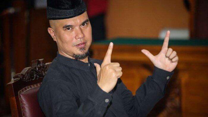 Ahmad Dhani Terancam Enam Tahun Penjara