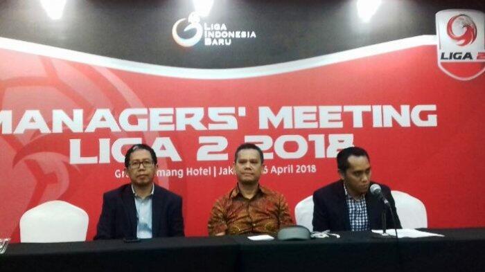 Kick Off Liga 2 Akan Bergulir 23 April 2018 di Solo