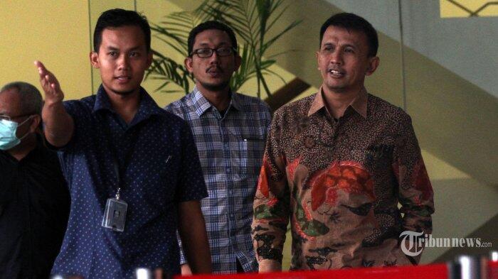 KPK Periksa 22 Anggota DPRD Sumatera Utara di Markas Brimob