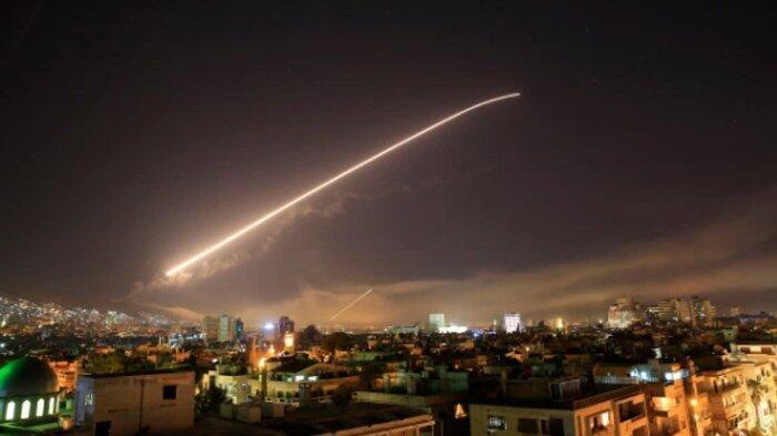 Para Pemimpin Arab Bungkam Soal Serangan di Suriah Saat KTT Arab