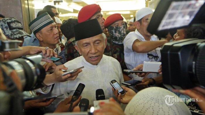 Politikus PAN Berencana Lapor Balik Pihak yang Polisikan Amien Rais