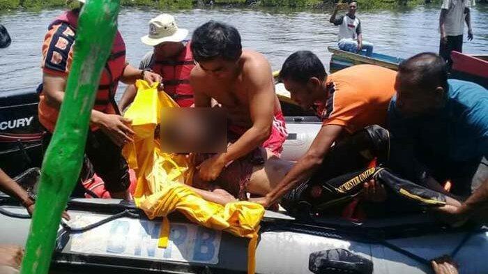Nyawa Tiga Pelajar Tak Tertolong Setelah Perahu yang Ditumpanginya Terbalik