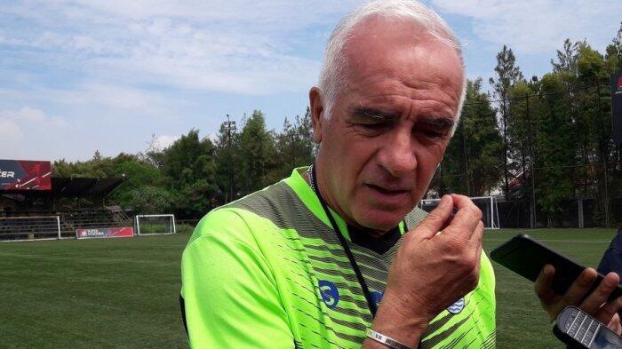 Kata Mario Gomez Soal Gol Kedua Arema FC ke Gawang Persib
