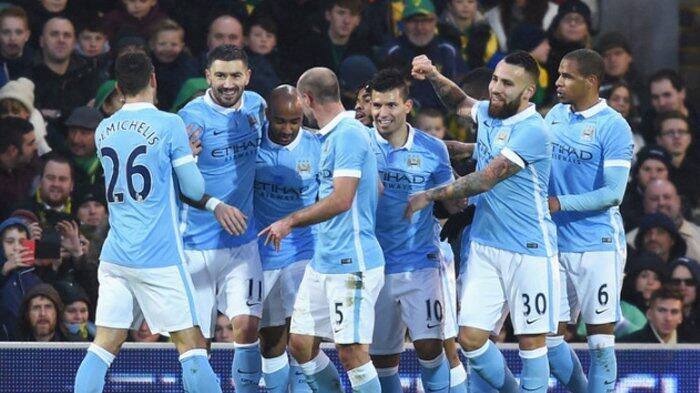 Resmi, Manchester City Juara Liga Inggris 2017/2018!