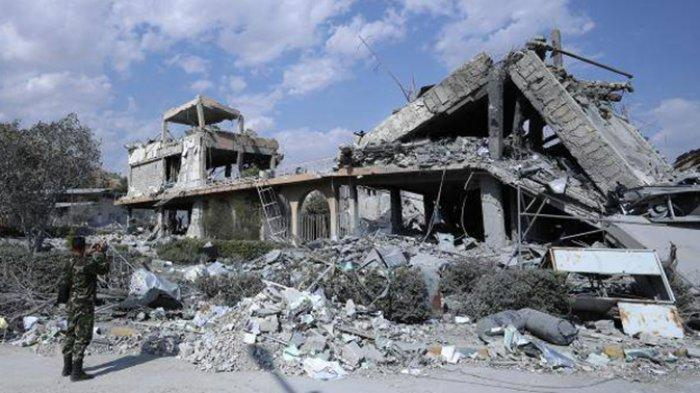 Putin: Kerusuhan Global Bisa Terjadi Jika AS Serang Suriah Lagi
