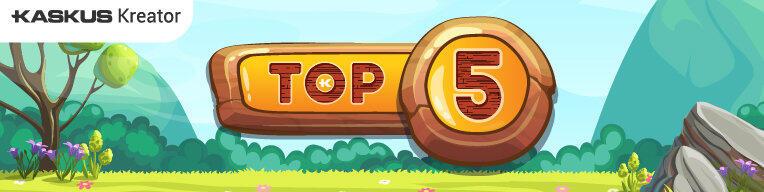 TOP 5 GAMER INDONESIA YANG SUKSES KARENA MOBILE GAMES