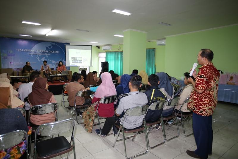 Workshop Konten Positif, Kominfo Ajak Masyarakat Produksi Konten Menarik