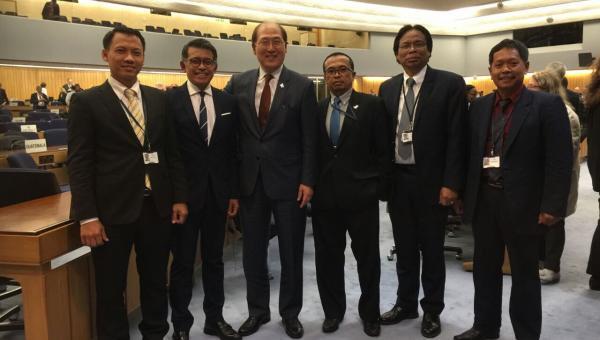 Delegasi RI Perjuangkan Perlindungan Lingkungan Maritim di Sidang IMO