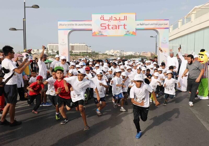 Inasgoc: Pemerintah Oman Berikan Dukungan Asian Games 2018