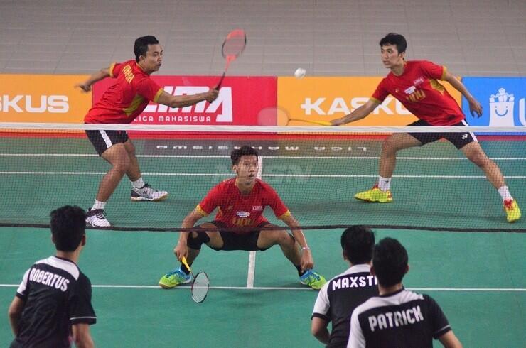 Susul Jejak Tim Putri, Akhirnya Skuad Putra UNY Lolos Semifinal