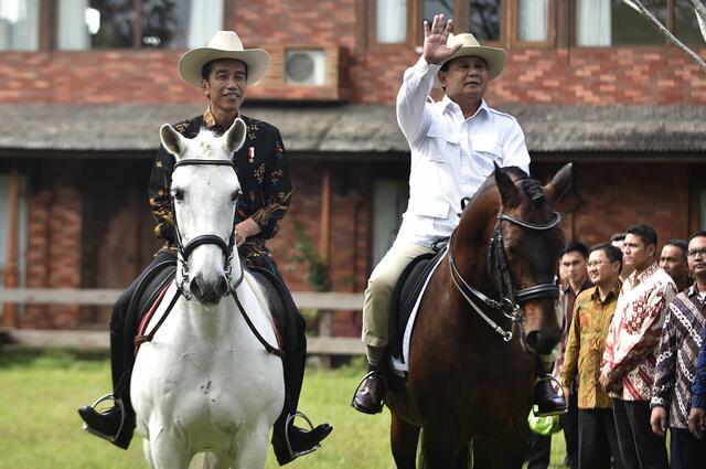 Duet Jokowi-Prabowo Sulit Terwujud, Ini Alasannya