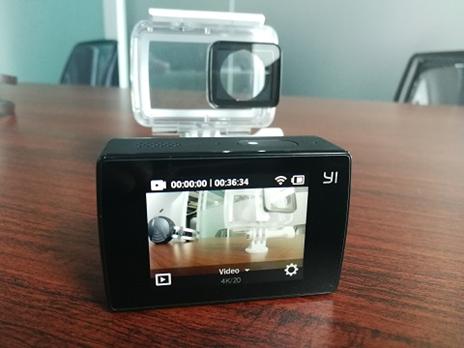 Sekarang Siapa Aja Bisa Punya Action Camera