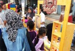 Dibalik Viralnya Minuman Milo Kekinian, Baba Ali Tawarkan Waralaba Es Kepal Milo