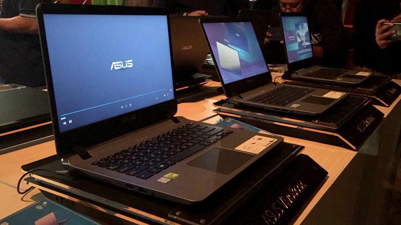 Asus Bawa Fitur Fingerprint ke Laptop Mainstream VivoBook A407