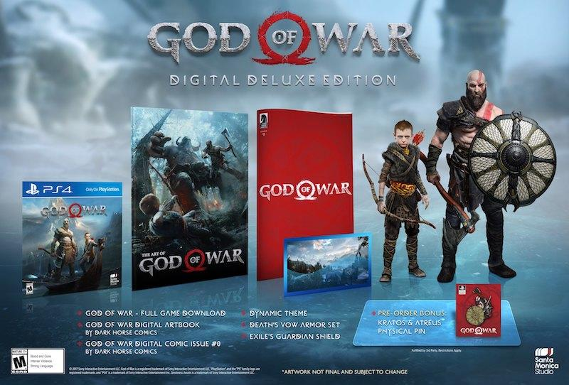 Good of War 2018: Akankah Hadir di PC ?