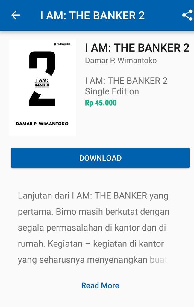 The Banker - Cerita Komedi Bersambung