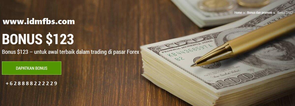 No deposit bonus forex terbaru
