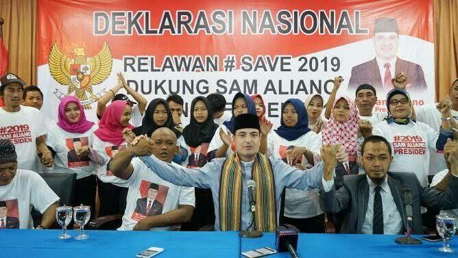 Gandeng Veronica Tan, Sam Aliano Janjikan Lunasi Hutang Indonesia