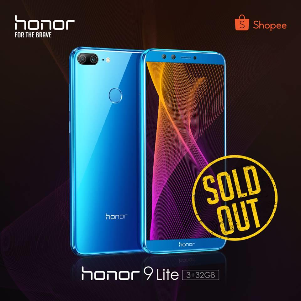 [ALWAYS UPDATE] Info Flash Sale Honor 9 Lite !