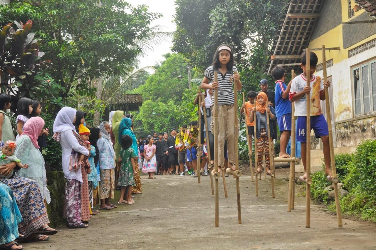 Kampung Dolanan yang Ada di Indonesia