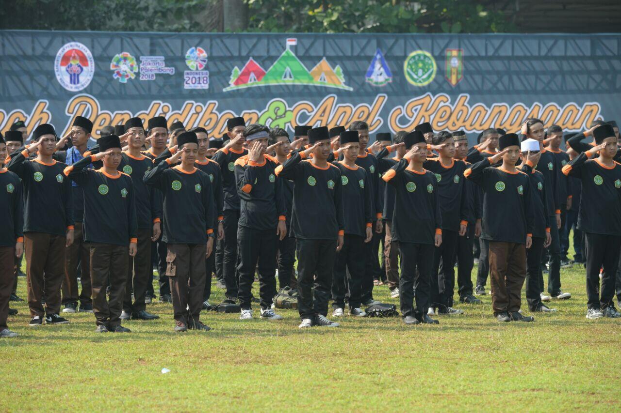 Bersama IPM dan IPNU, PII Ajak Pelajar Merawat dan Menjaga Jiwa Nasionalisme