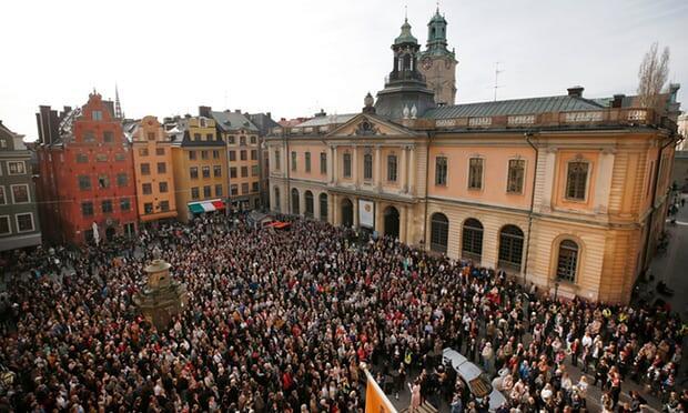Penghargaan Nobel Sastra Tahun Ini Dibatalkan Setelah Terjadinya Kekerasan Seksual