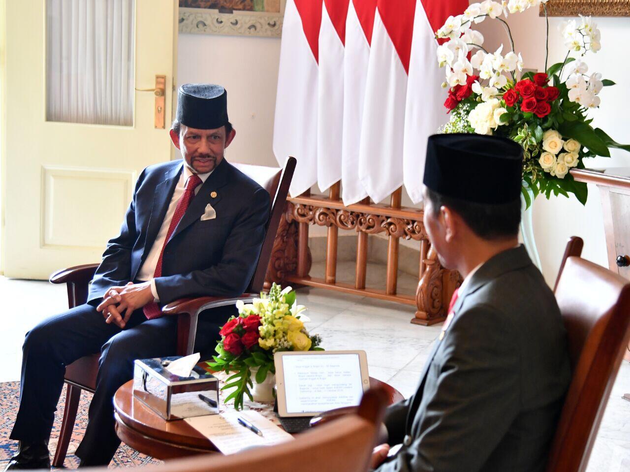 Sultan Brunei Apresiasi Kontribusi TKI dalam Pembangunan Ekonomi dan Sosial di Brunei