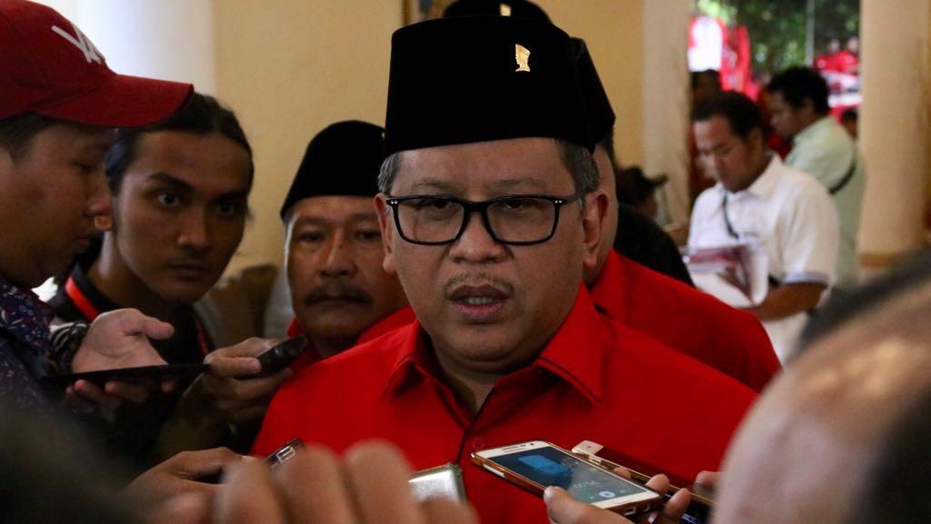 PDIP Singgung Pesaing Jokowi di 2019: Kaku dan Suka Marah-marah
