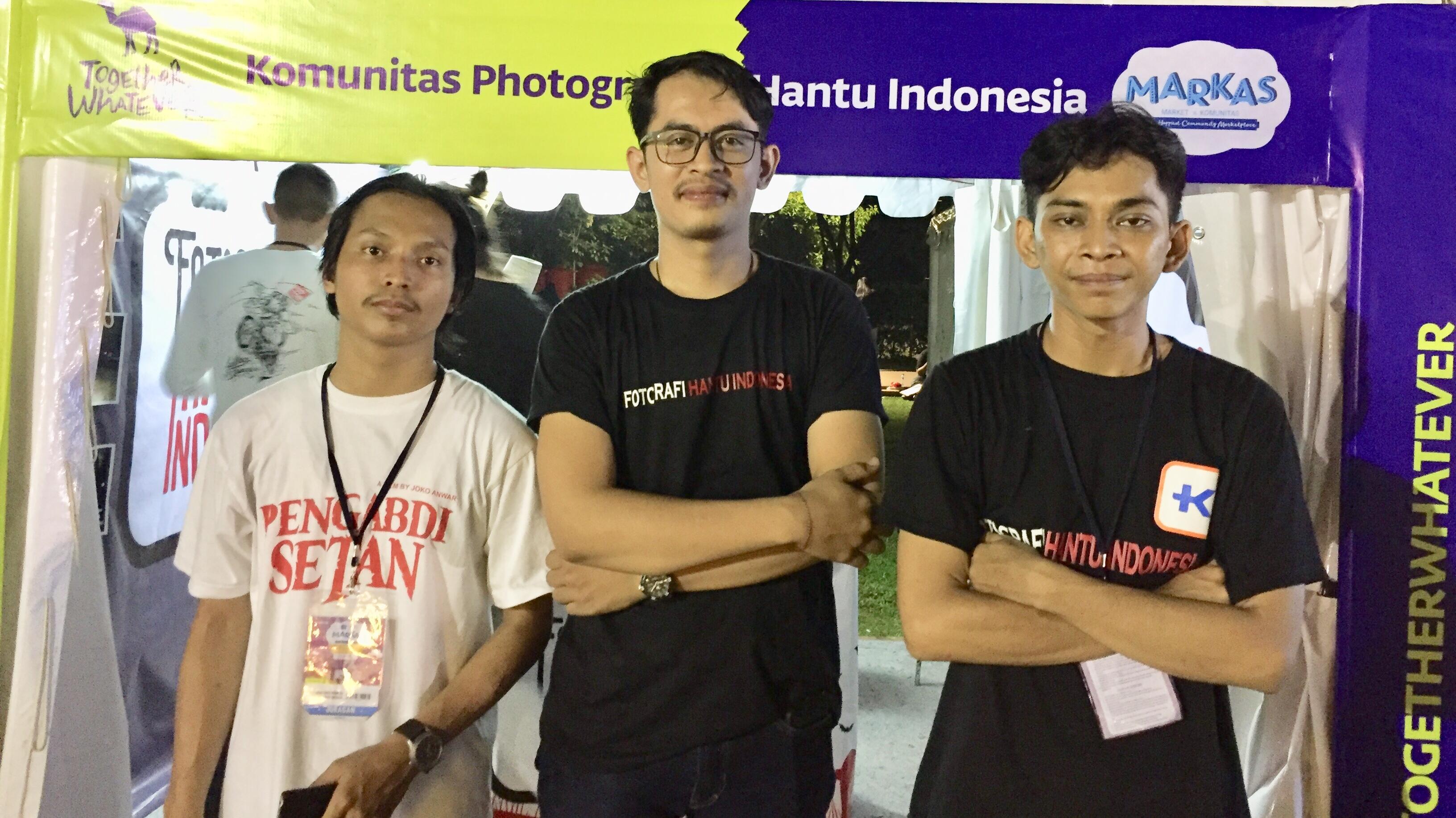 Cara Komunitas Fotografi Hantu Indonesia Ambil Foto Penampakan