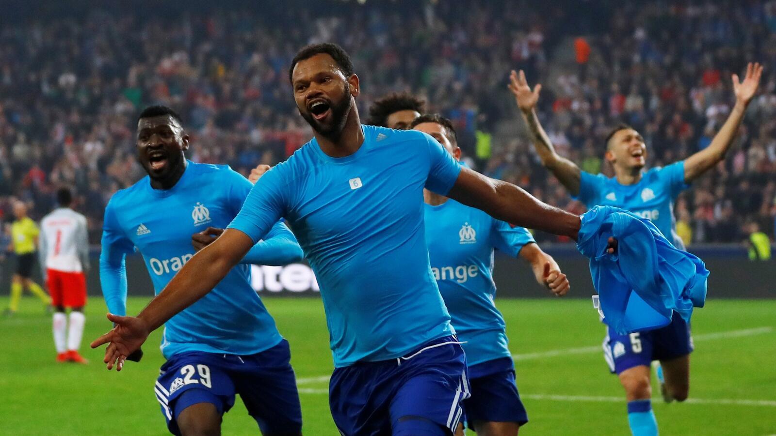 Lewat Perpanjangan Waktu, Marseille Tembus Final Liga Europa