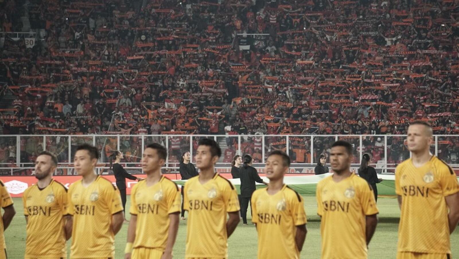 Bermain di Stadion Baru, Bhayangkara FC Akhiri Tren Negatif