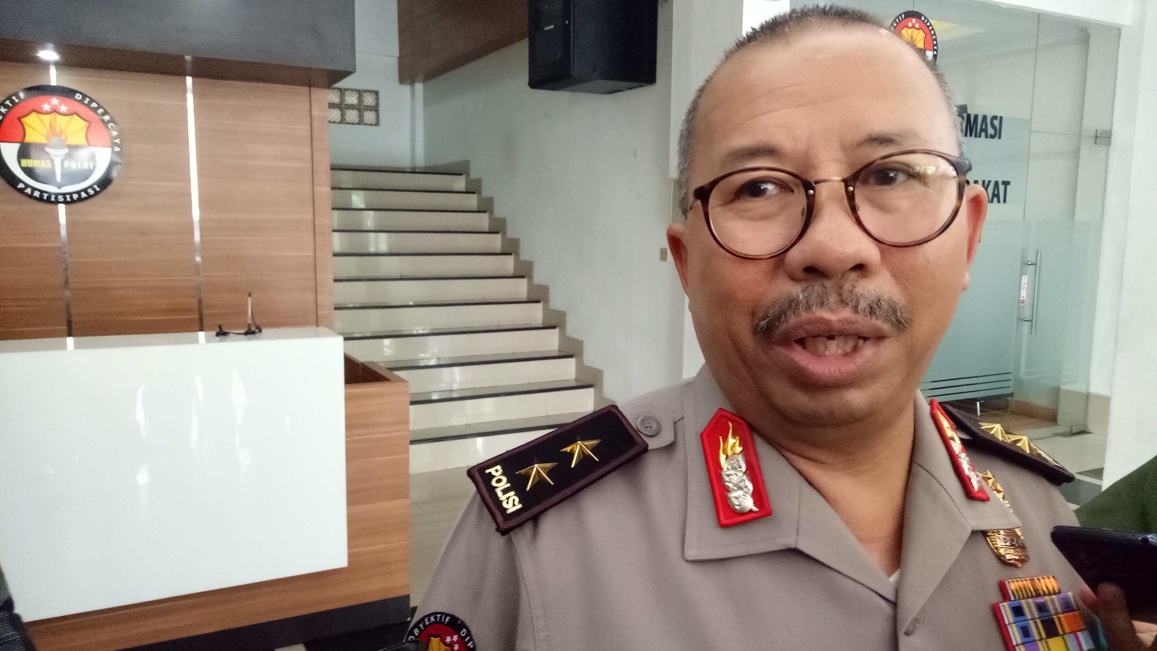 Polri: Tak Ada Deal-deal Tertentu di Kasus Rizieq di Polda Jabar