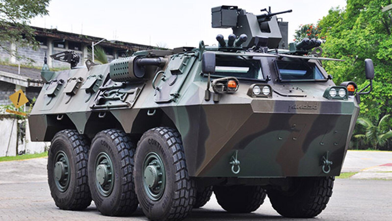 Mengenal Tank Anoa dan Senjata Serbu SS2 V2 yang Dibeli Sultan Brunei