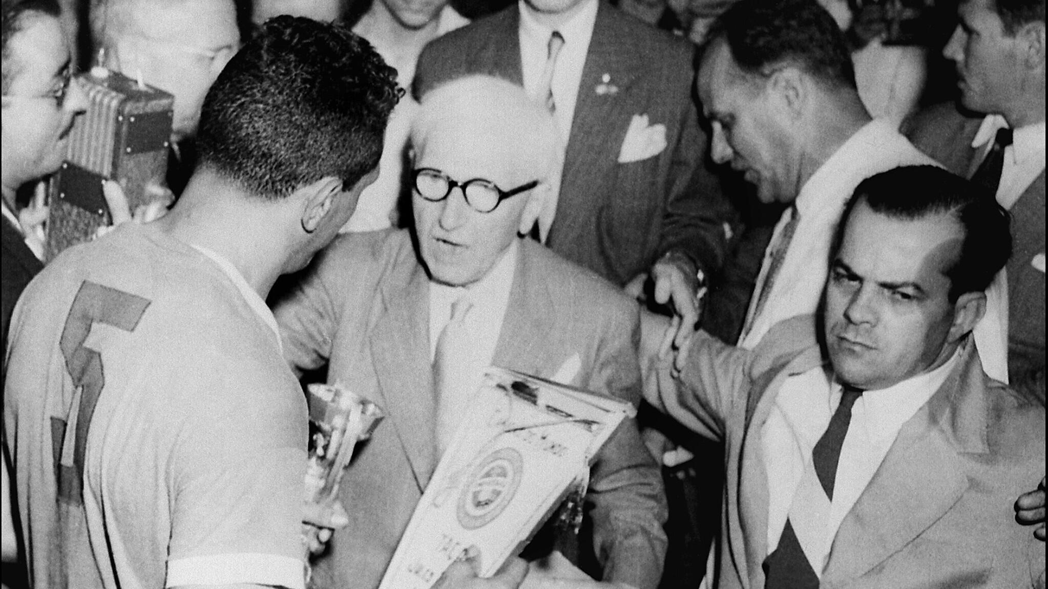 Piala Dunia 1950: Di Maracana, Brasil Memeram Luka