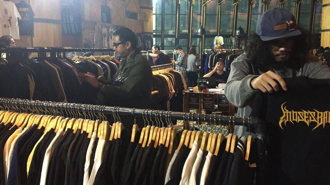 Merchandise Band, Salah Satu Investasi Seksi Masa Kini