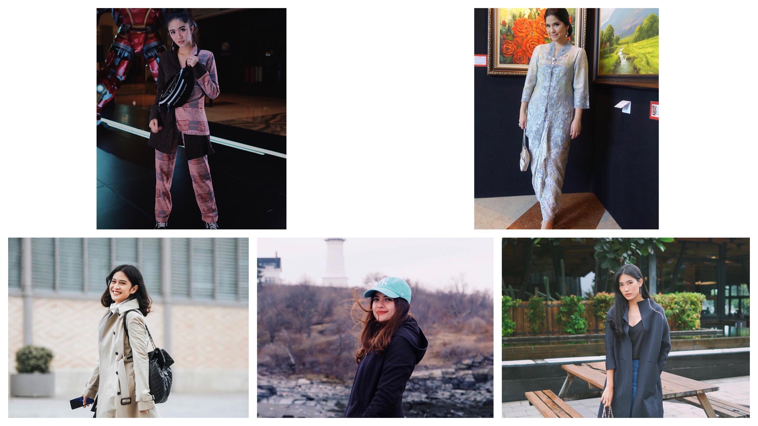 Pintar dan Cantik, 5 Artis Ini Lulusan Universitas Indonesia