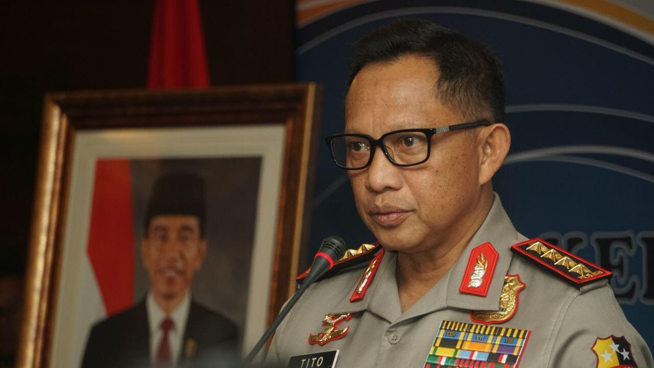 Tito Pastikan Situasi Lebaran hingga Tahun Politik Aman Terkendali