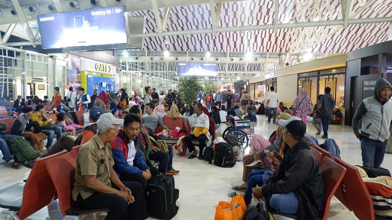 Bergurau Bawa Bom, PNS Diamankan Petugas Bandara Sultan Hasanuddin