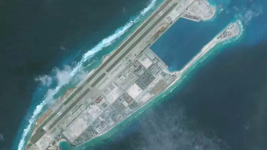 Tiongkok Dilaporkan Pasang Sistem Rudal di Laut Cina Selatan