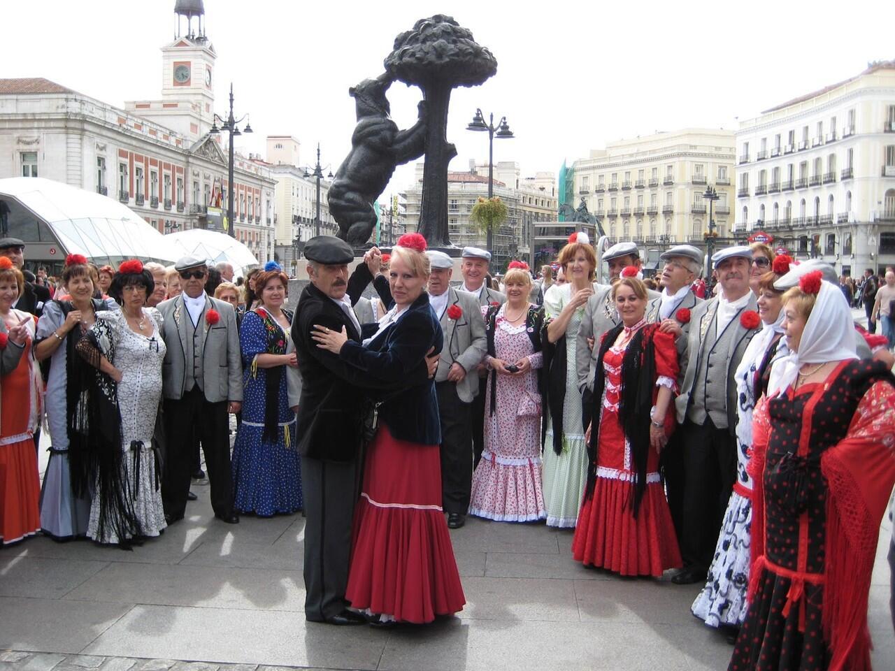 FESTIVITAS SAN ISIDRO DI MADRID