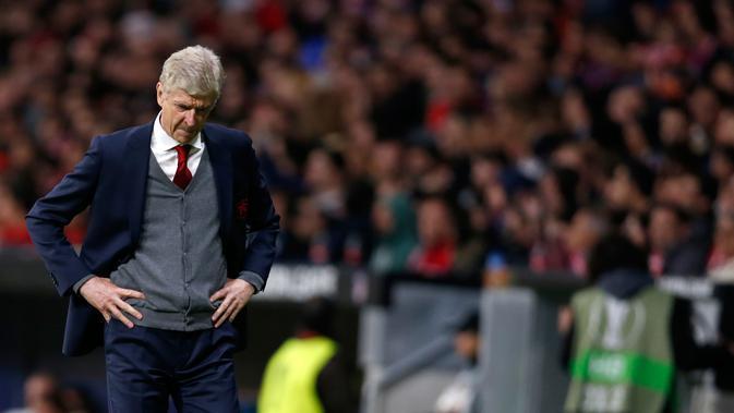 Gagal Raih Liga Europa, Manajer Arsenal Frustrasi