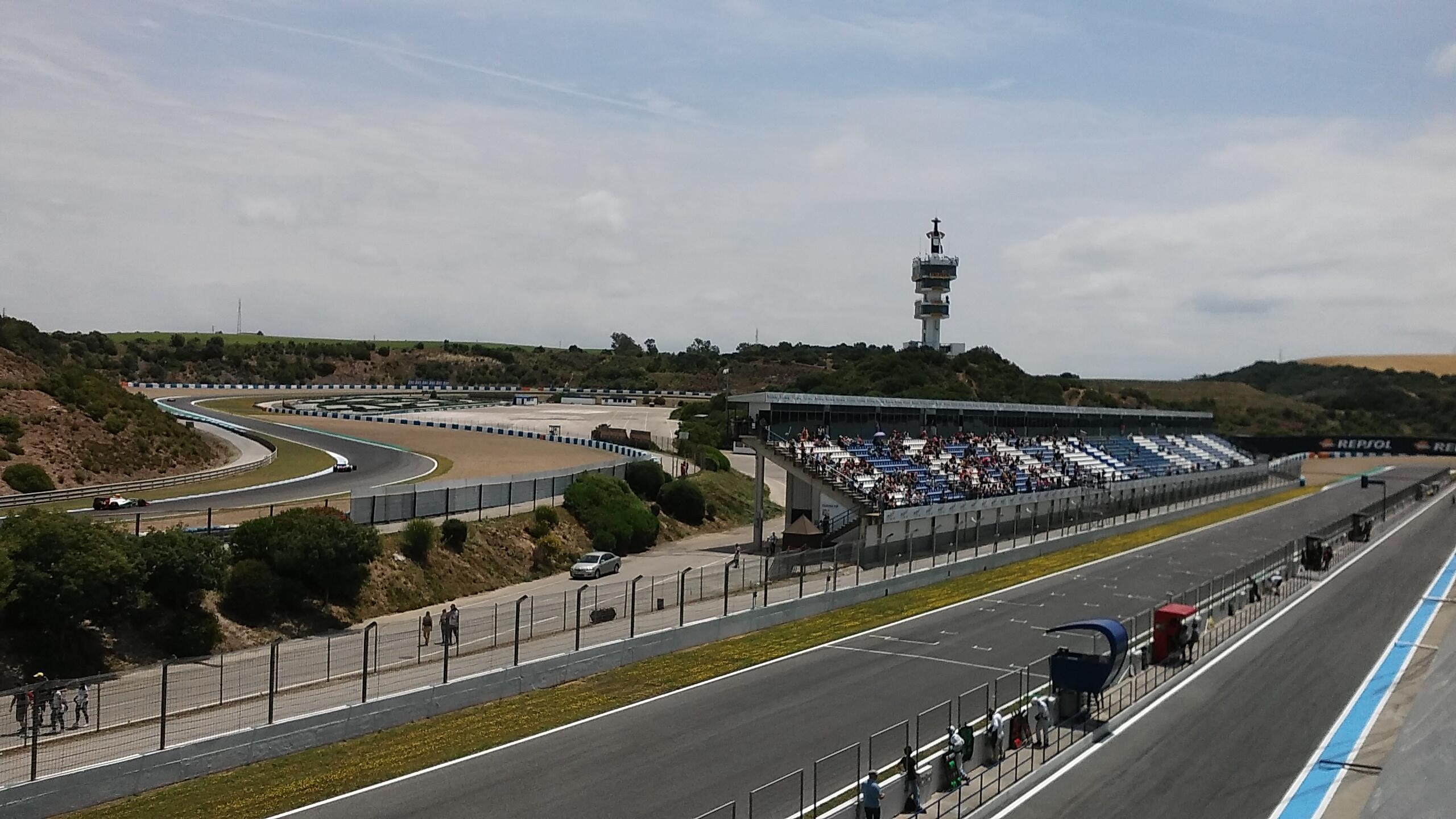 Mengenal Lebih Dekat Sirkuit Jerez