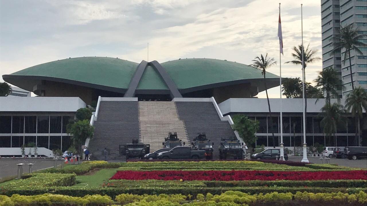 Melihat Sepinya Rumah Anggota DPR Amin Santono yang Di-OTT KPK